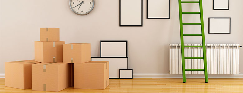 Movers in Wellington, Moving