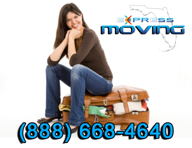 Boca Raton, Licensed Movers