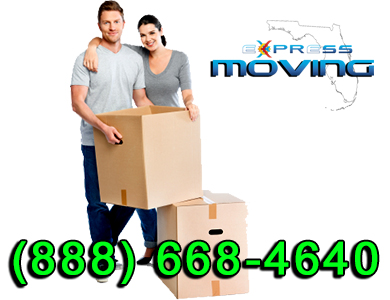 Coral Springs, Movers Flat Rate