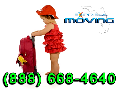 West Palm Beach, Movers