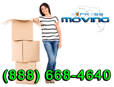 Best Angie's List Rating for Moving Flatrate in Jupiter, FLORIDA