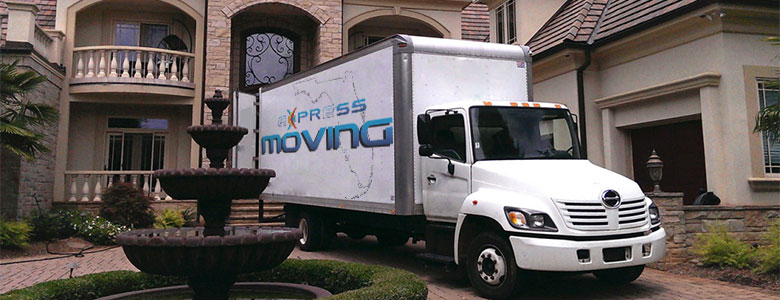 Movers in Boca Raton, Small Move
