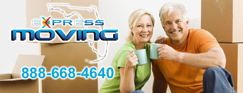 Movers in Vero Beach, Small Move