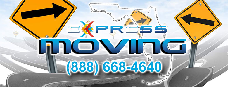 Movers in Coral Springs, Moving Flat Rate
