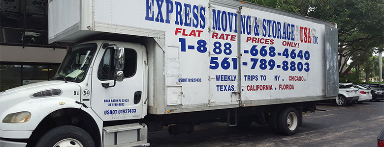 Movers in Broward, Small Movers