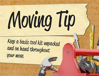 Coral Springs, Moving Tips