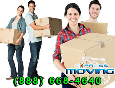Coral Springs, Moving Supplies